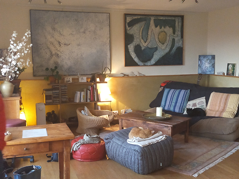 Ferme Rosane | Chambres d'hôtes Ariège Pyrénées - Le séjour