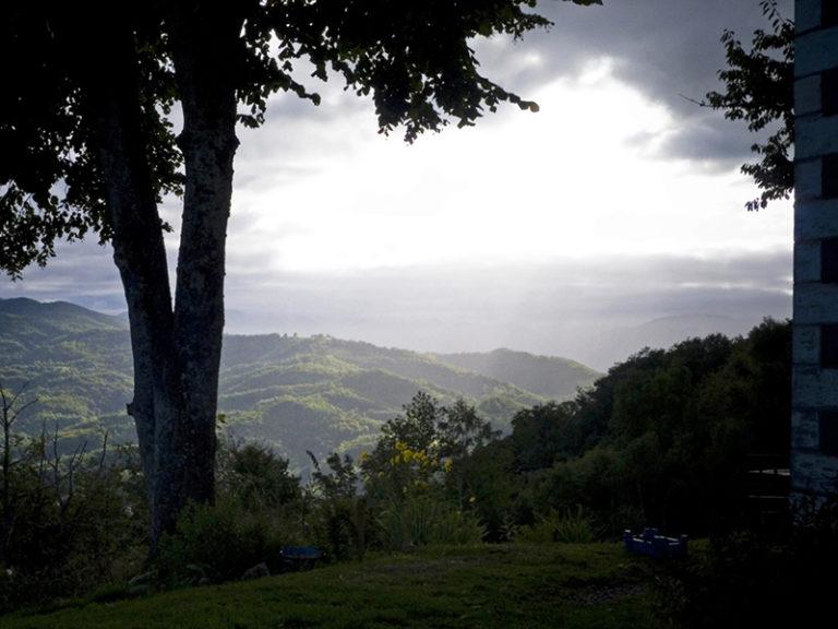 Ferme Rosane | Chambres d'hôtes Ariège Pyrénées - La vue et paysage