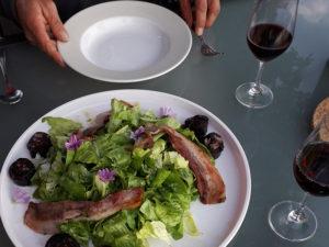 Ferme Rosane | Chambres d'hôtes Ariège Pyrénées - Assiette