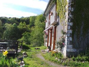 Ferme Rosane | Chambres d'hôtes Ariège Pyrénées - Vue Maison